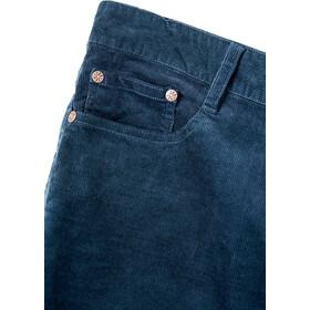 United By Blue Field Corduroy Spodnie Mężczyźni, orion blue